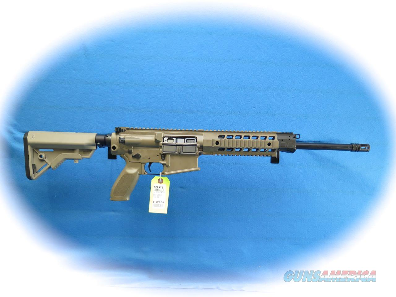 Sig Sauer SIG716 Patrol FDE Semi Auto Rifle 7.62MM Nato Cal **New**  Guns > Rifles > Sig - Sauer/Sigarms Rifles