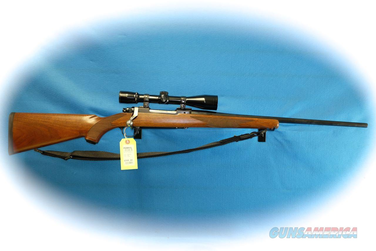 Ruger Model 77 Mark II Bolt Action Rifle .30-06 Cal W/Scope **Used**  Guns > Rifles > Ruger Rifles > Model 77