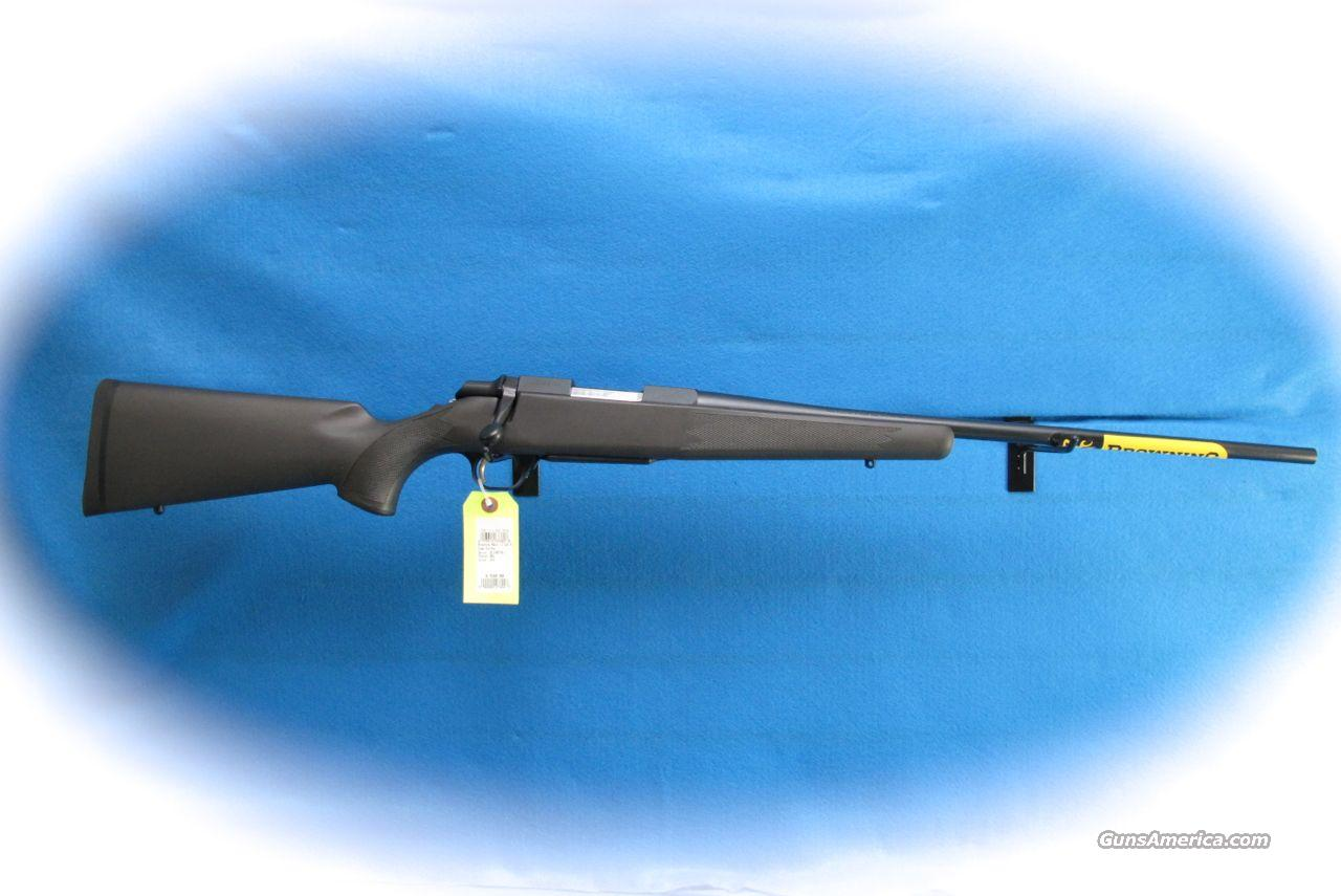 Browning A-Bolt Composite Stalker II Bolt Action Rifle .243 Win Cal **New**  Guns > Rifles > Browning Rifles > Bolt Action > Hunting > Blue