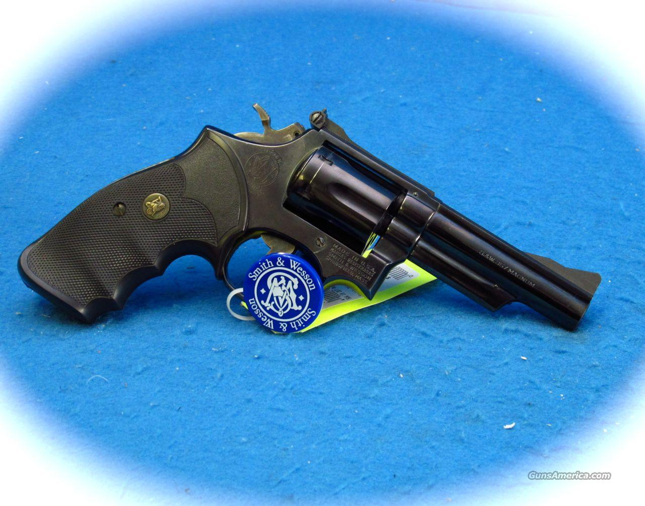 Smith & Wesson Model 19-3 .357 Mag Revolver P&R **Used**  Guns > Pistols > Smith & Wesson Revolvers > Full Frame Revolver