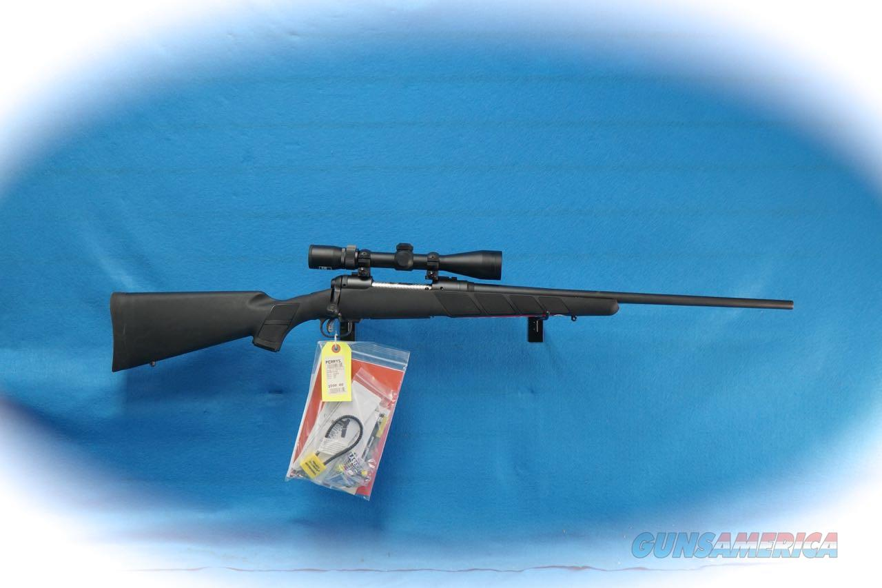 Savage Model 111 Trophy Hunter XP .270 Win Bolt Rifle/Scope Pkg **As New**  Guns > Rifles > Savage Rifles > 11/111