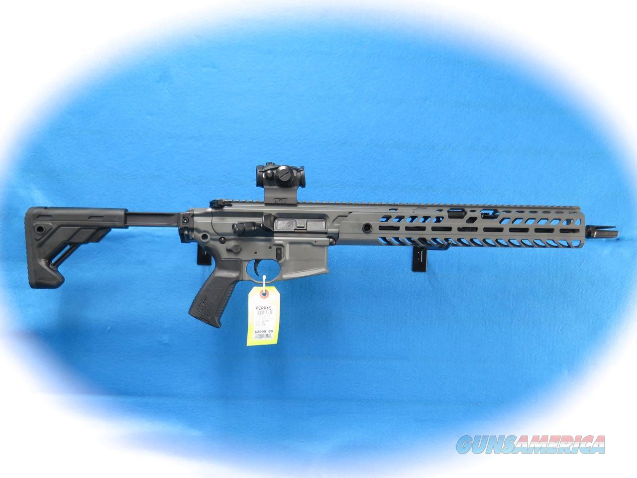 Sig Sauer MCX Virtus Patrol Rifle 5.56mm W/Red Dot Sight **New**  Guns > Rifles > Sig - Sauer/Sigarms Rifles