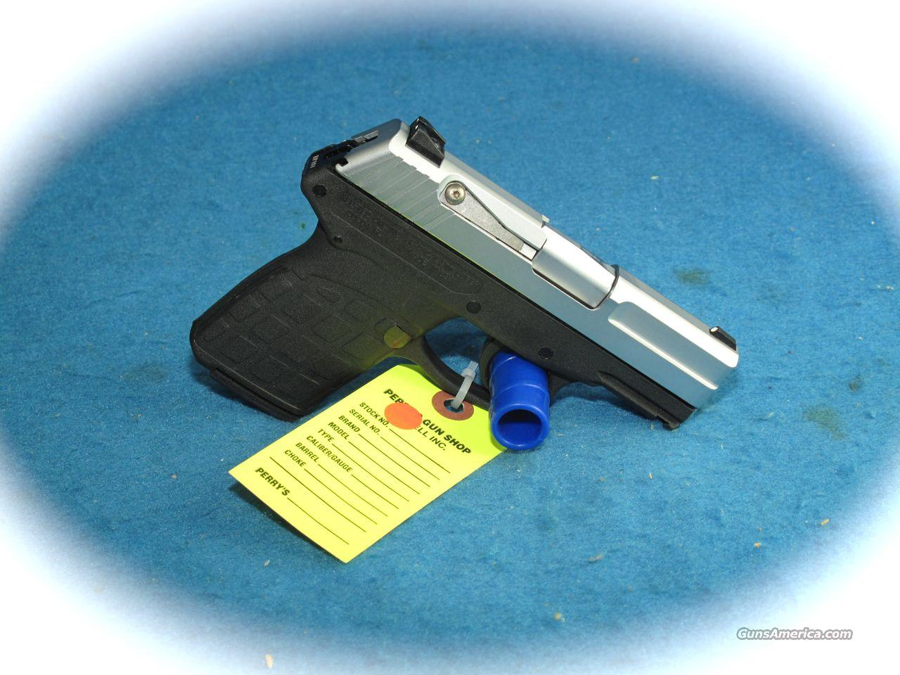 Kel-Tec PF9 9mm pistol with DeSantis Holster **Used**  Guns > Pistols > Kel-Tec Pistols > Pocket Pistol Type
