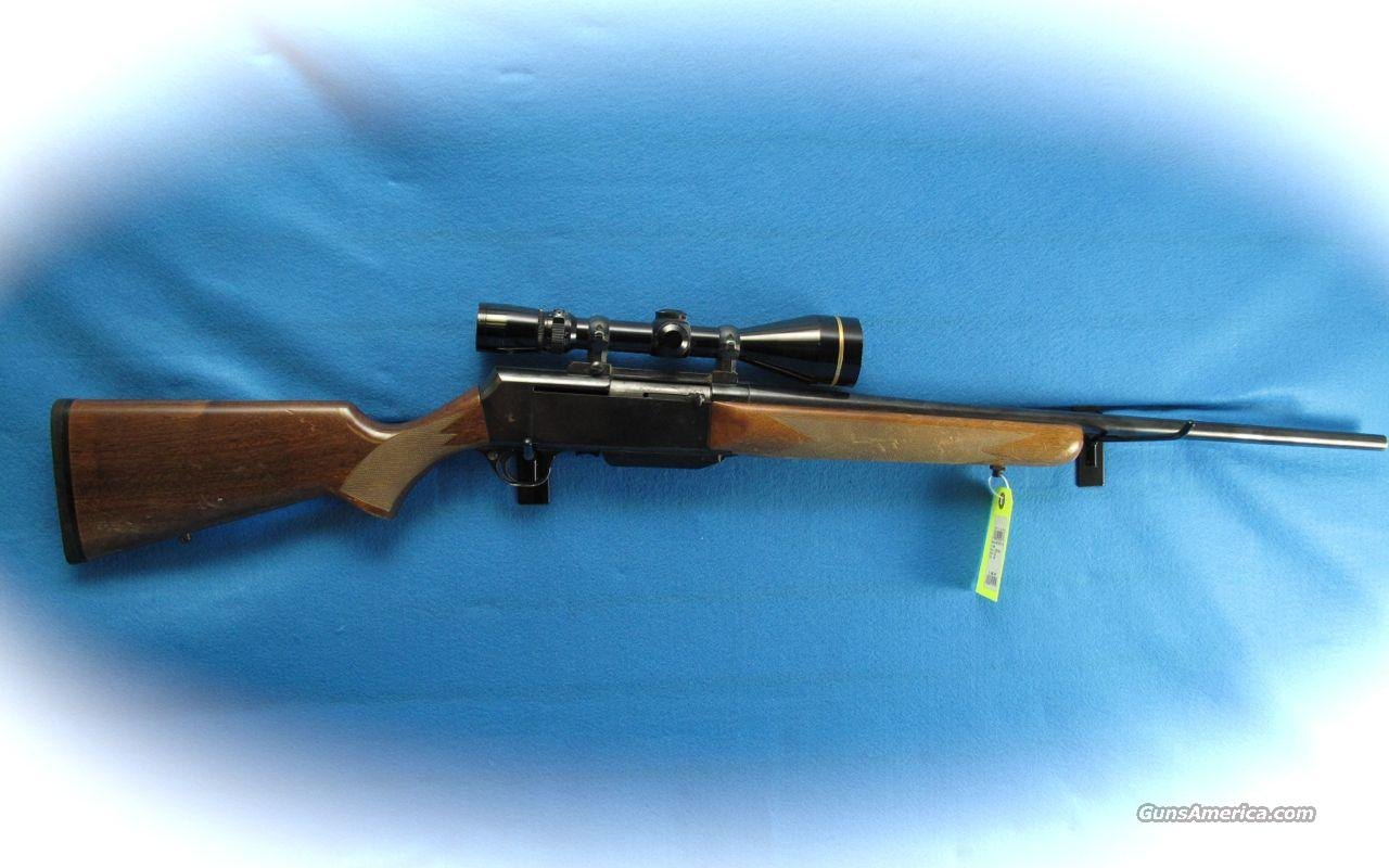 Browning BAR Mark I 300 WinMag w/scope **USED**  Guns > Rifles > Browning Rifles > Semi Auto > Hunting
