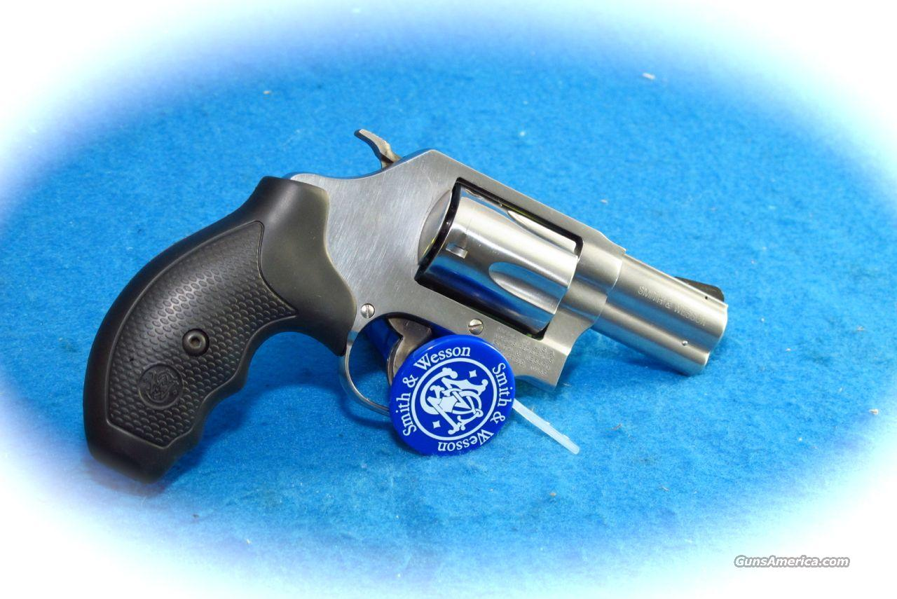 Smith & Wesson Model 60 SS .357 Mag Revolver **New**  Guns > Pistols > Smith & Wesson Revolvers > Pocket Pistols