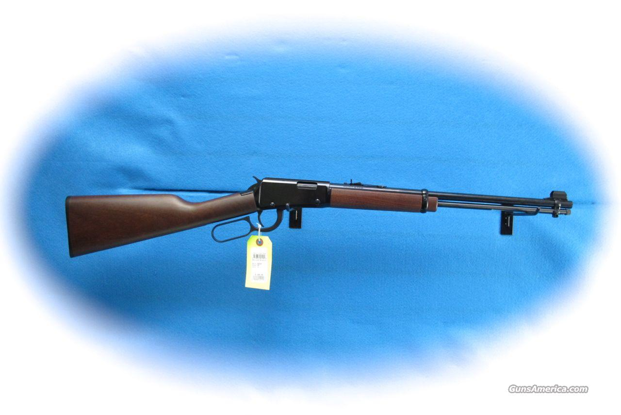 Henry Repeating Arms Co. H001 22 Lever Action Rifle **New**  Guns > Rifles > Henry Rifle Company