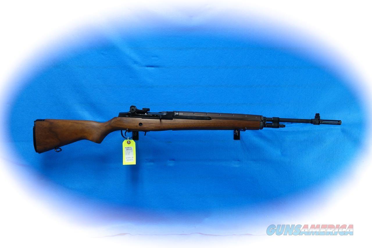 Springfield Armory Standard Walnut M1A .308 Win Semi Auto Rifle **New**  Guns > Rifles > Springfield Armory Rifles > M1A/M14
