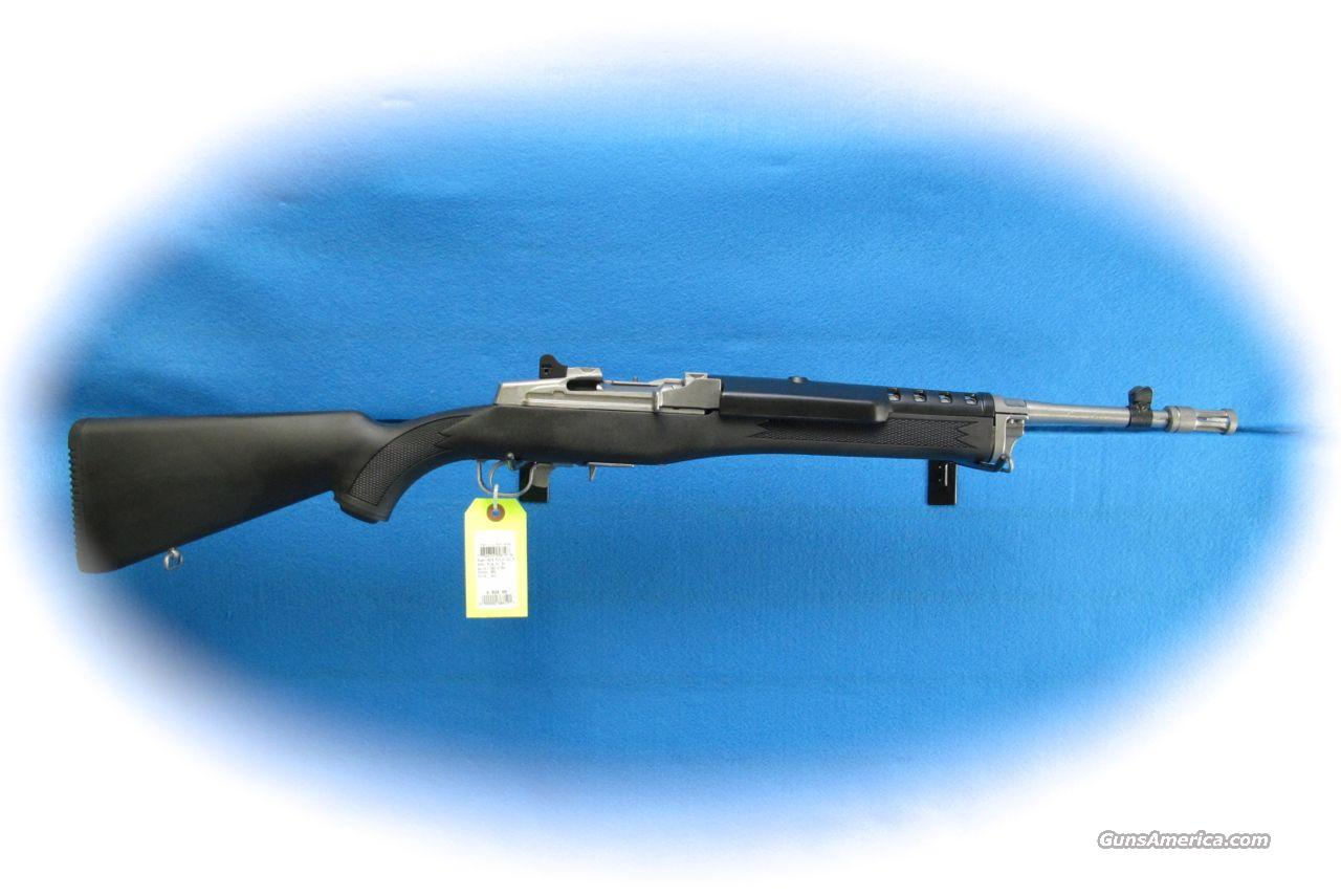 Ruger Mini-14 Tactical SS Rifle 5.56/.223 Cal **New**  Guns > Rifles > Ruger Rifles > Mini-14 Type