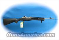 Ruger Mini-14 Tactical SS Rifle 5.56/.223 Cal **New**  Ruger Rifles > Mini-14 Type