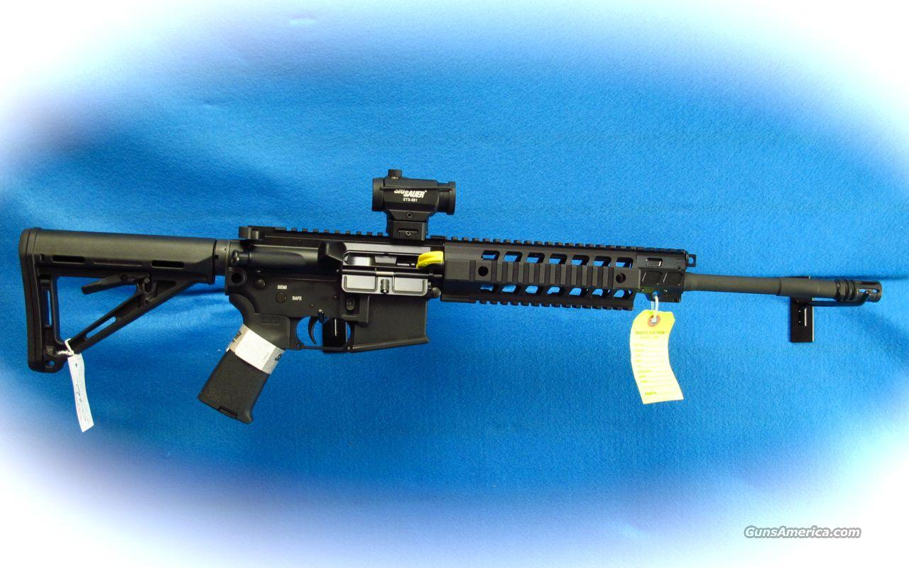 Sig Sauer R516 Patrol Rifle 5.66MM Cal. **New**  Guns > Rifles > Sig - Sauer/Sigarms Rifles