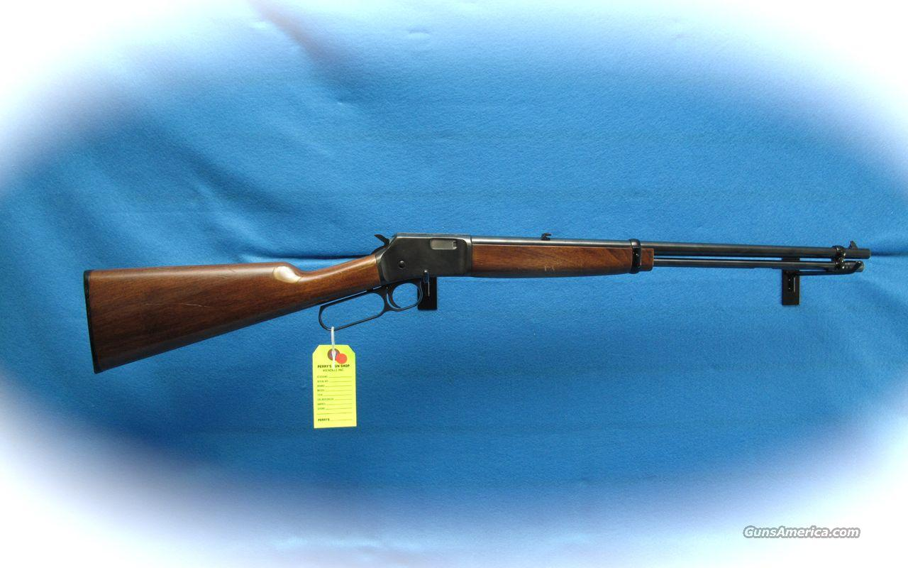 Browning BL-22 Lever Action 22 Rifle **USED**  Guns > Rifles > Browning Rifles > Lever Action
