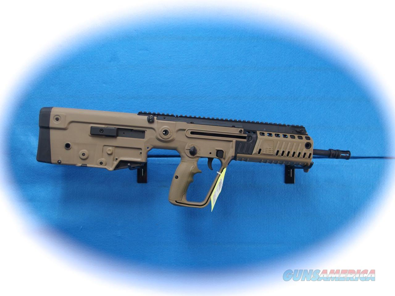 IWI Tavor X/95 FDE Bullpup 9MM Rifle **New**  Guns > Rifles > IWI Rifles