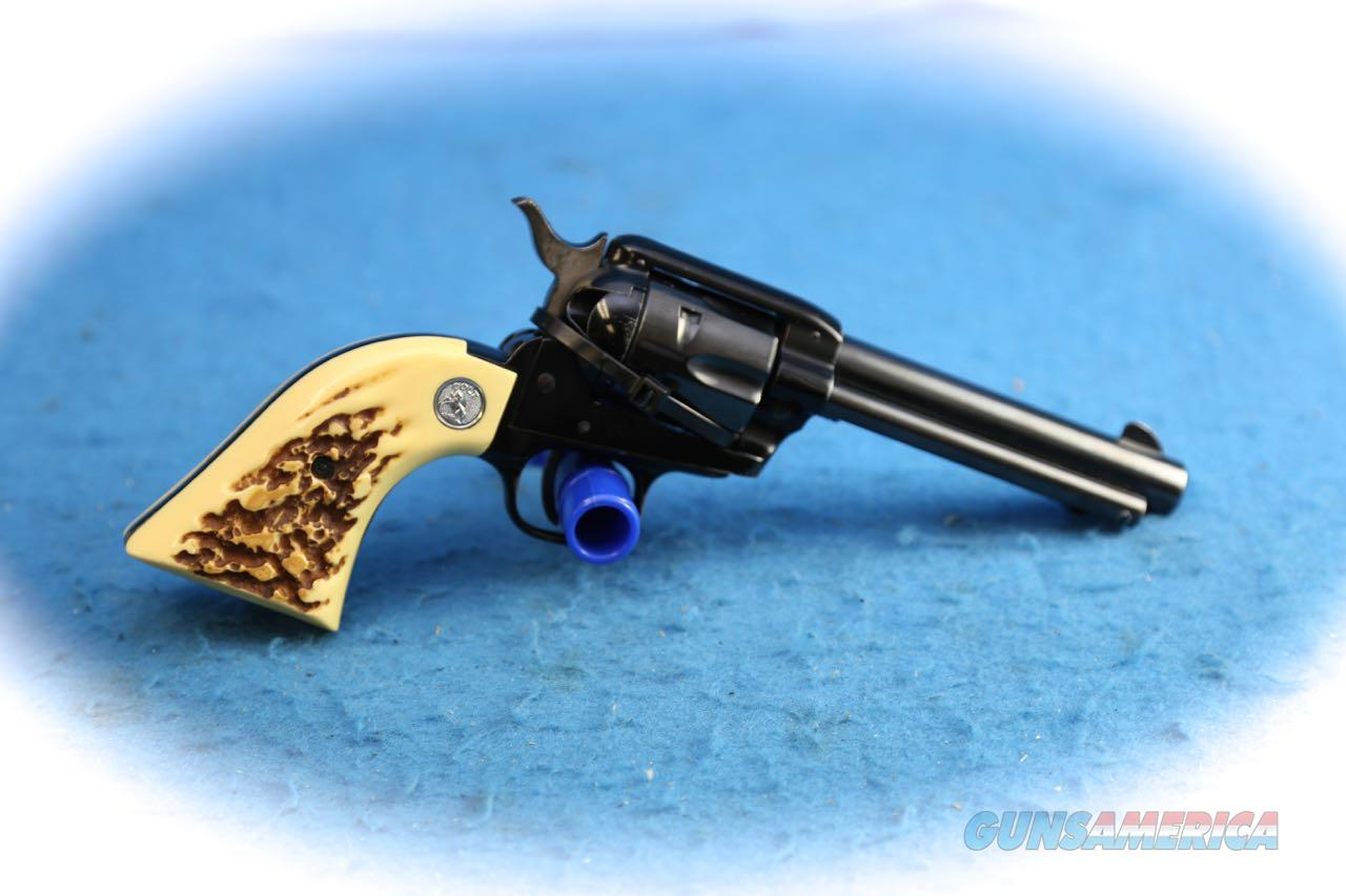 Colt Frontier Scout Dual Cylinder .22LR/.22Mag Single Action Revolver **Used**  Guns > Pistols > Colt Single Action Revolvers - Modern (22 Cal.)