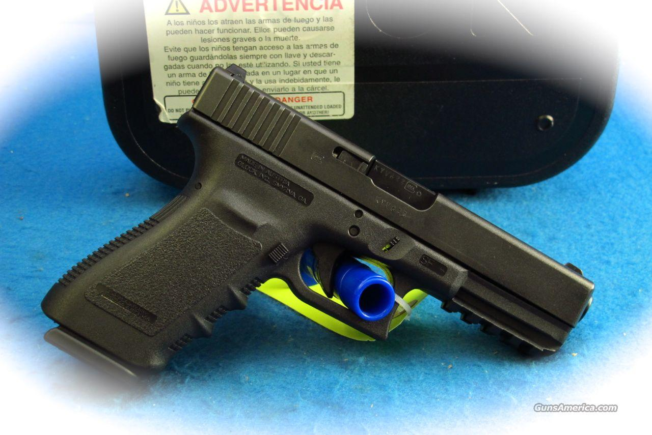 Glock Model 21 SF 3rd Gen .45ACP Night Sights **Used**  Guns > Pistols > Glock Pistols > 20/21