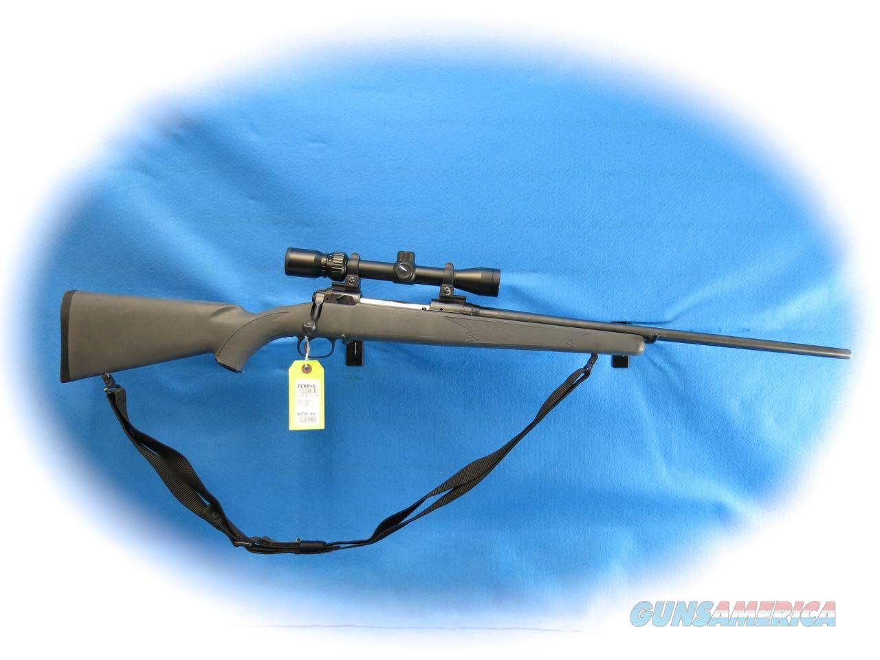 Stevens Model 200 Bolt Action Rifle .30-06 Cal W/Scope **Used**  Guns > Rifles > Stevens Rifles