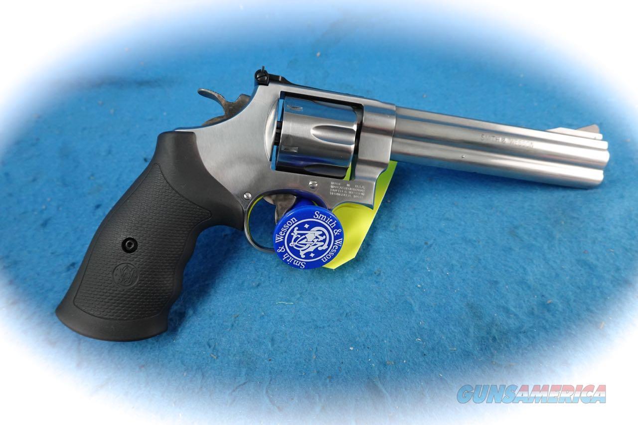 Smith & Wesson Model 610 SS 10MM Revolver **New**  Guns > Pistols > Smith & Wesson Revolvers > Full Frame Revolver