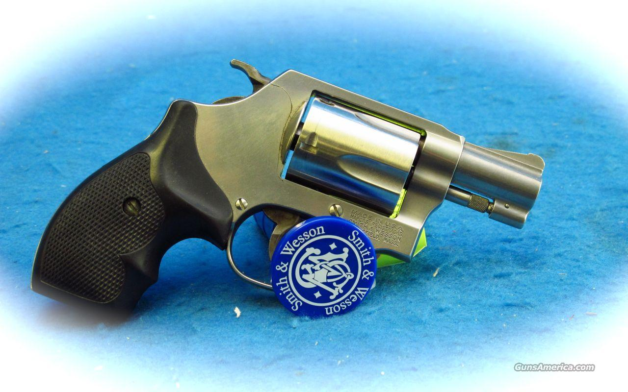 Smith & Wesson Model 60-12 38 Spl. Revolver **Used**  Guns > Pistols > Smith & Wesson Revolvers > Pocket Pistols
