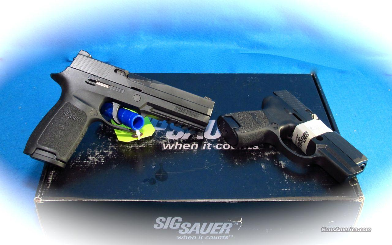 Sig Sauer P250 2SUM 9mm Package **New**  Guns > Pistols > Sig - Sauer/Sigarms Pistols > P250