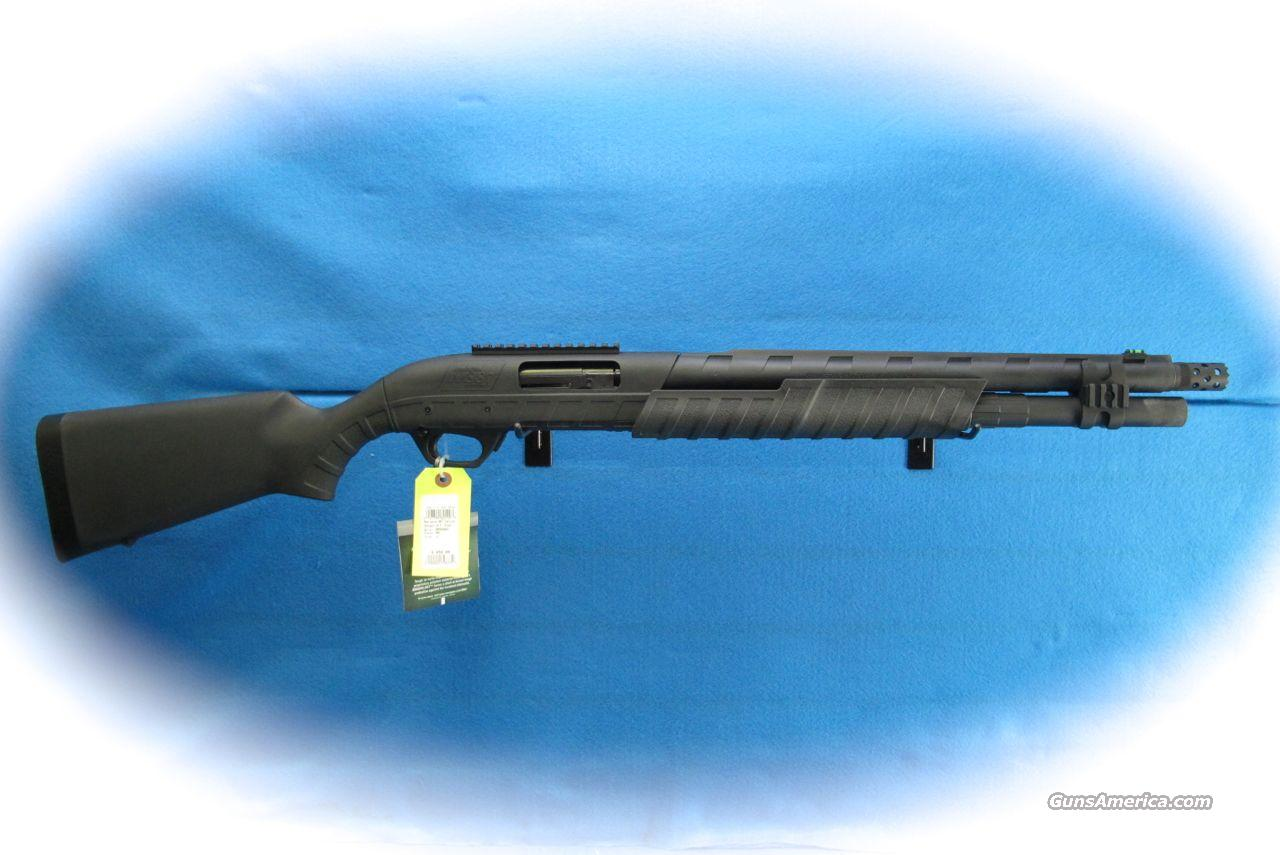 Remington 887 Tactical 12 Ga. Pump Shotgun **New**  Guns > Shotguns > Remington Shotguns  > Pump > Tactical