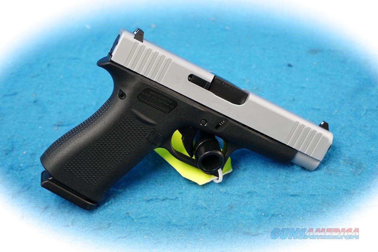 Glock Model 48 Semi Auto 9MM Pistol **New**  Guns > Pistols > Glock Pistols > 19/19X
