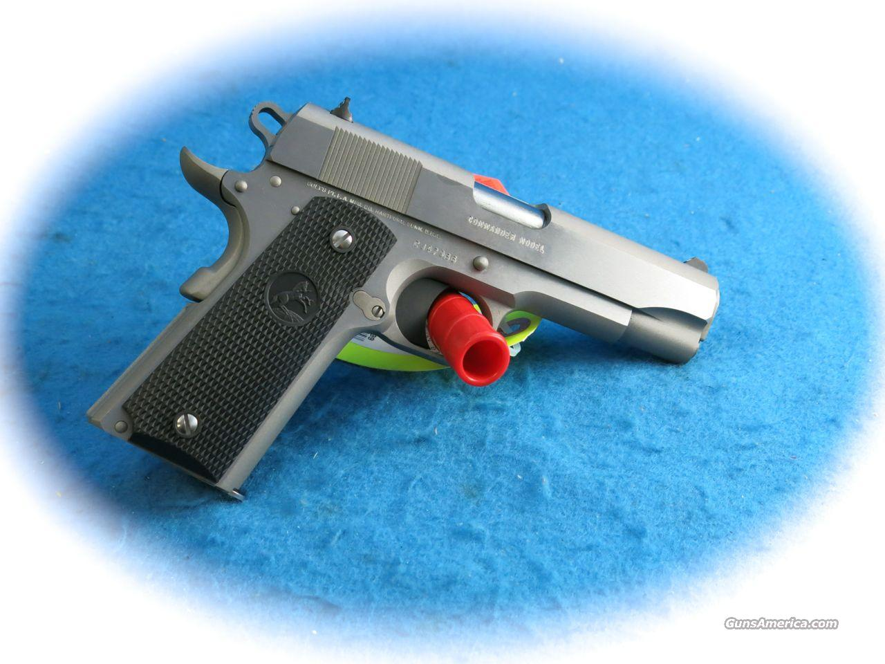Colt 1911 1991 Model Commander 04091U .45 ACP Pistol **New**  On Sale   Guns > Pistols > Colt Automatic Pistols (1911 & Var)