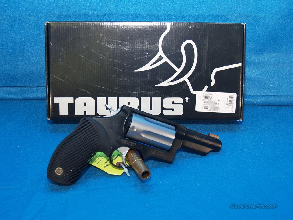 Taurus, The Judge Steel Duo-Tone  Guns > Pistols > Taurus Pistols/Revolvers > Revolvers