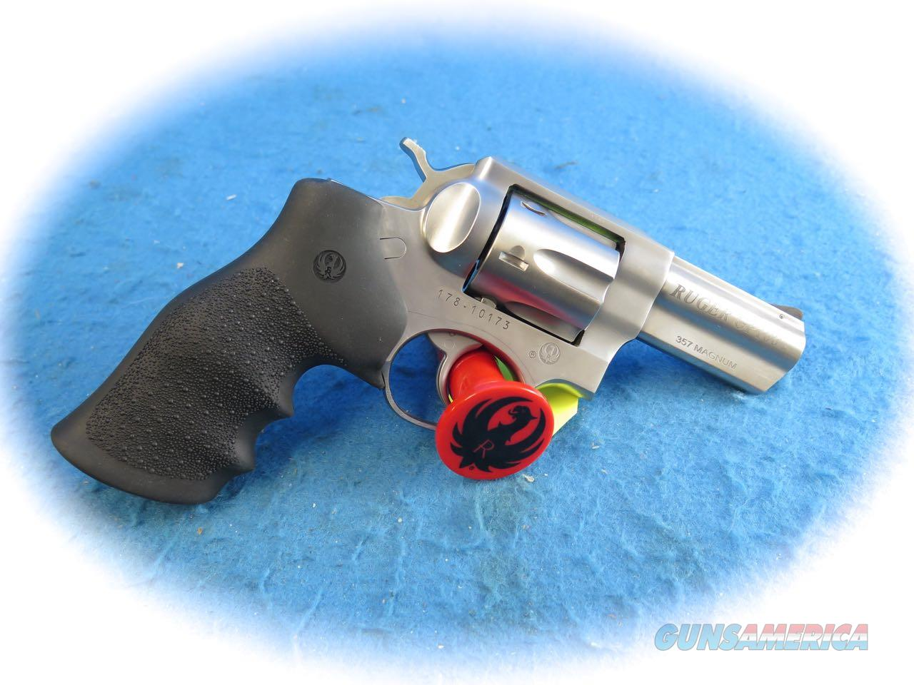 "Ruger GP100 .357 Mag SS DA 3"" BBL Revolver Model 1715 **New**  Guns > Pistols > Ruger Double Action Revolver > GP100"