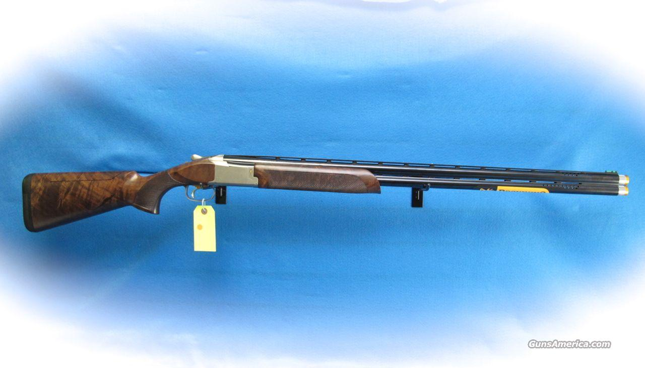 Browning Citori 725 Sporting O/U 12 Ga Shotgun **New**  Guns > Shotguns > Browning Shotguns > Over Unders > Citori > Trap/Skeet