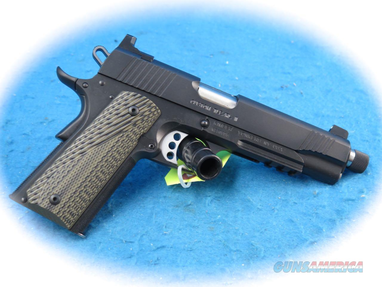 Kimber 1911 Custom TLE/RL II (TFS) 9mm Pistol Model 3200339 **New**  Guns > Pistols > Kimber of America Pistols > 1911