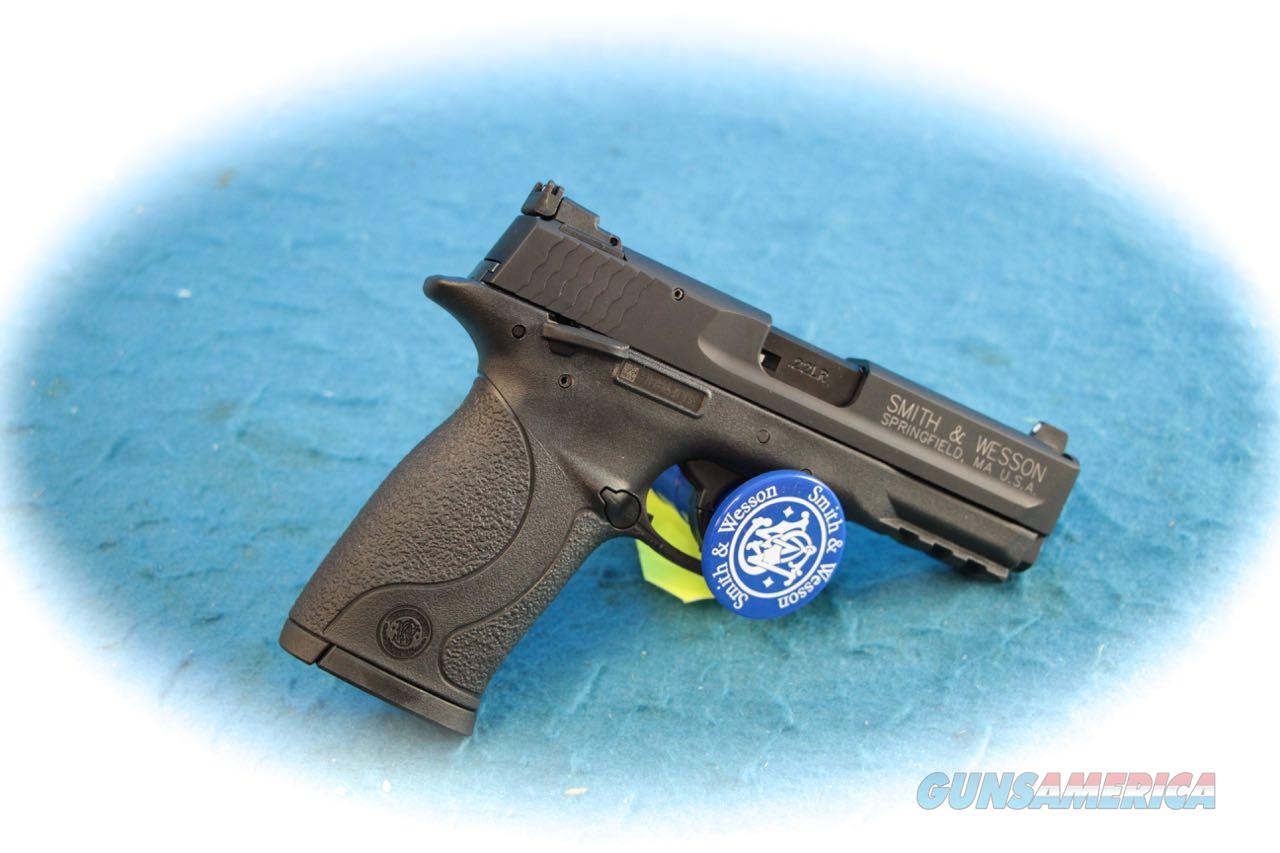 Smith & Wesson M&P22 Compact .22LR Pistol **New**  Guns > Pistols > Smith & Wesson Pistols - Autos > .22 Autos