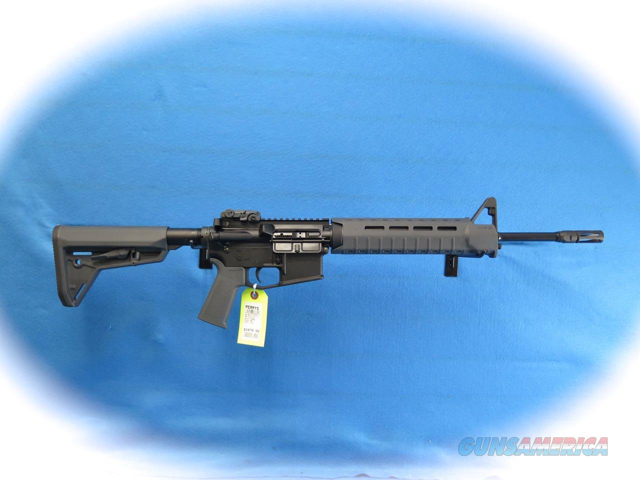 Smith & Wesson M&P15 MOE Stealth Grey 5.56MM Semi Auto Rifle Model 11553 **New**  Guns > Rifles > Smith & Wesson Rifles > M&P