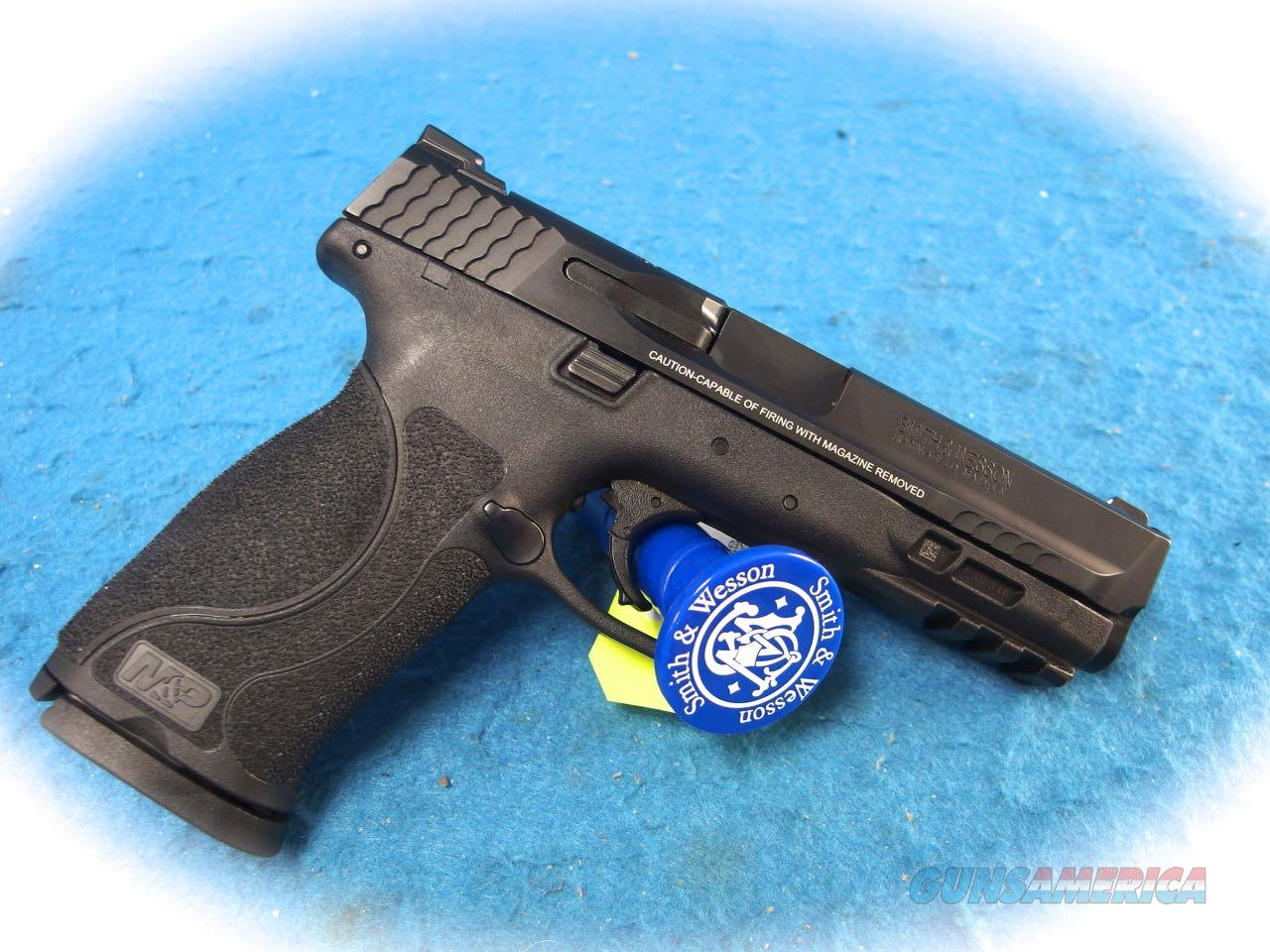 Smith & Wesson M&P9 2.0 9mm Full Size Pistol **Used**  Guns > Pistols > Smith & Wesson Pistols - Autos > Polymer Frame