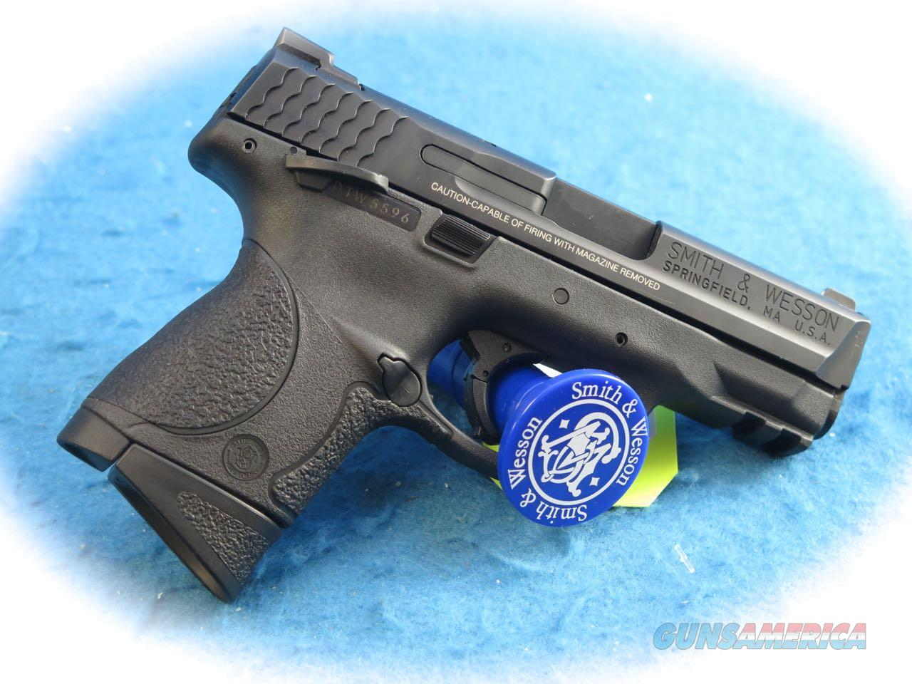 Smith & Wesson Model M&P9C 9mm Pistol **Used**  Guns > Pistols > Smith & Wesson Pistols - Autos > Polymer Frame