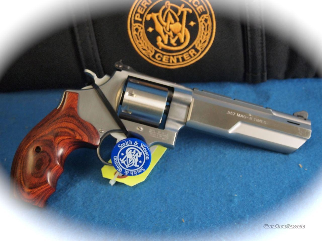 Smith & Wesson Model 627 .357 Mag Revolver Performance Center **Used**  Guns > Pistols > Smith & Wesson Revolvers > Performance Center