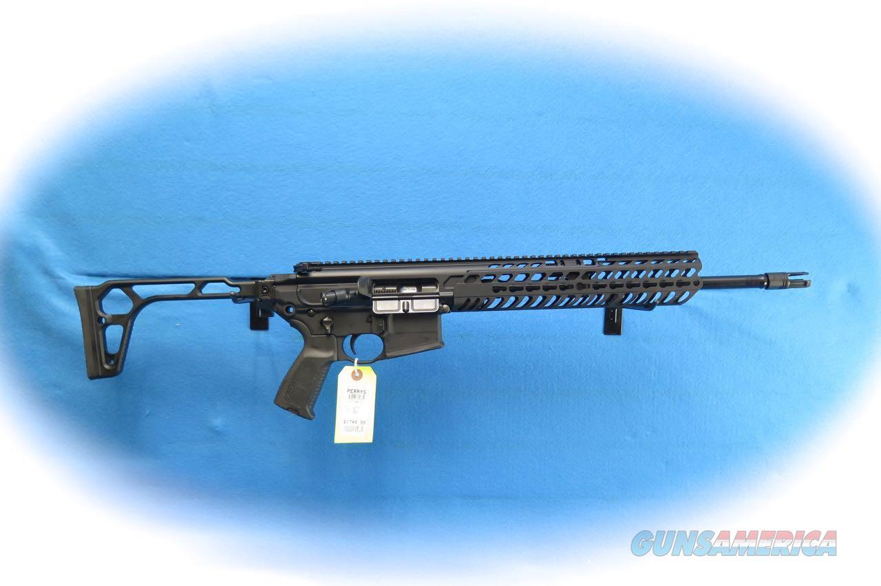 Sig Sauer MCX Patrol  .300 BlkOut Rifle **New**  Guns > Rifles > Sig - Sauer/Sigarms Rifles