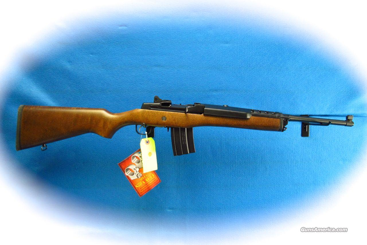Ruger Mini 14 Ranch Rifle .223 Cal  **New**  Guns > Rifles > Ruger Rifles > Mini-14 Type