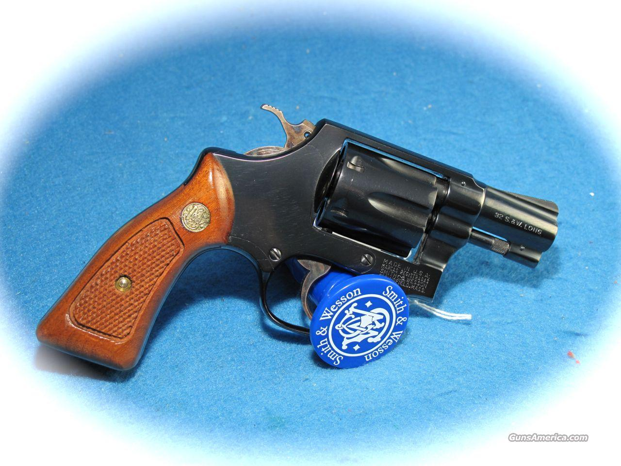 Smith & Wesson Model 31-1 2 inch 32 S&W Long **LIKE NEW**  Guns > Pistols > Smith & Wesson Revolvers > Pocket Pistols
