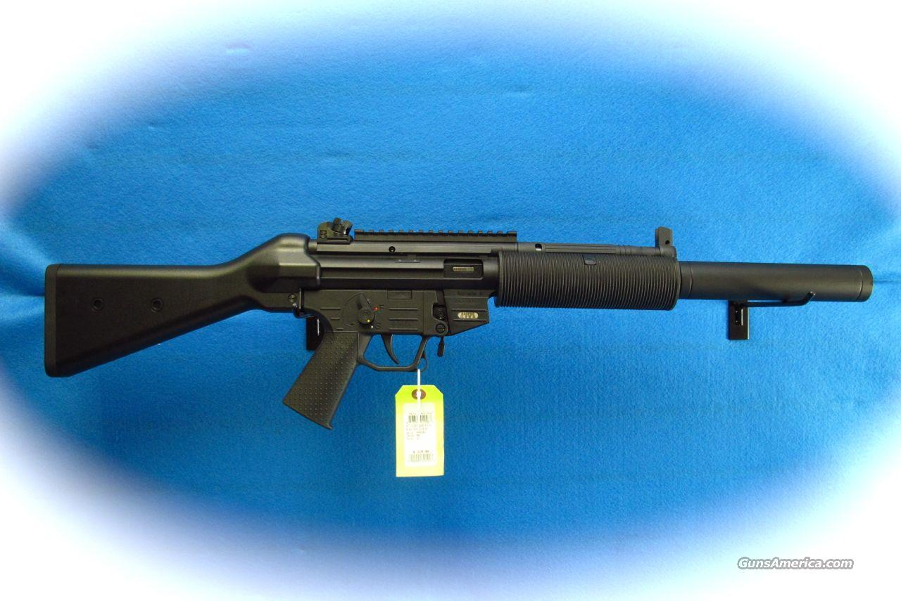 ATI GSG-522SD .22 LR Semi Auto Rifle **New**  Guns > Rifles > G Misc Rifles