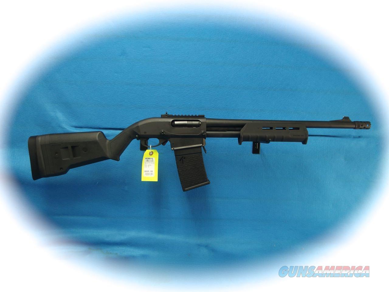 Remington 870 DM Pump 12 Ga. Shotgun Model 81352 **New**  Guns > Shotguns > Remington Shotguns  > Pump > Tactical