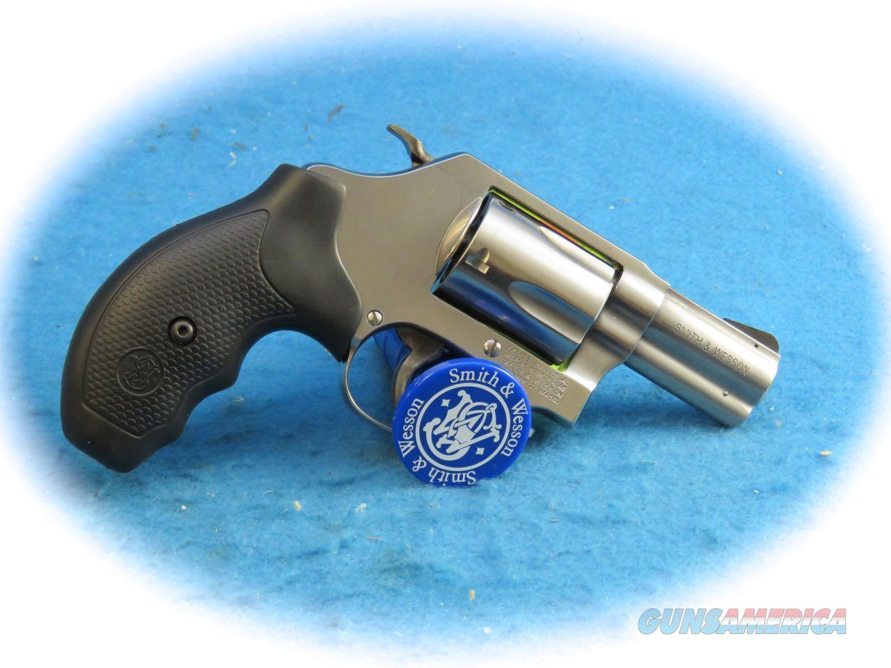 Smith & Wesson Model 60 .357 Mag SS Revolver **New**  Guns > Pistols > Smith & Wesson Revolvers > Pocket Pistols