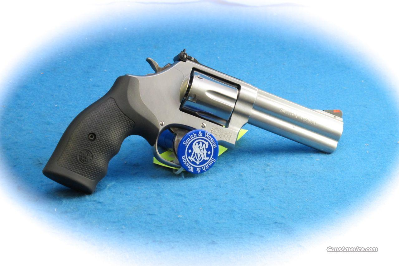 Smith & Wesson Model 686-6 .357 Mag SS Revolver **Used**  Guns > Pistols > Smith & Wesson Revolvers > Full Frame Revolver
