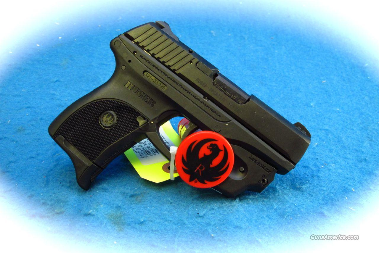 Ruger LC9-LM 9mm Pistol w/ Laser Max Laser **New**  Guns > Pistols > Ruger Semi-Auto Pistols > LCP