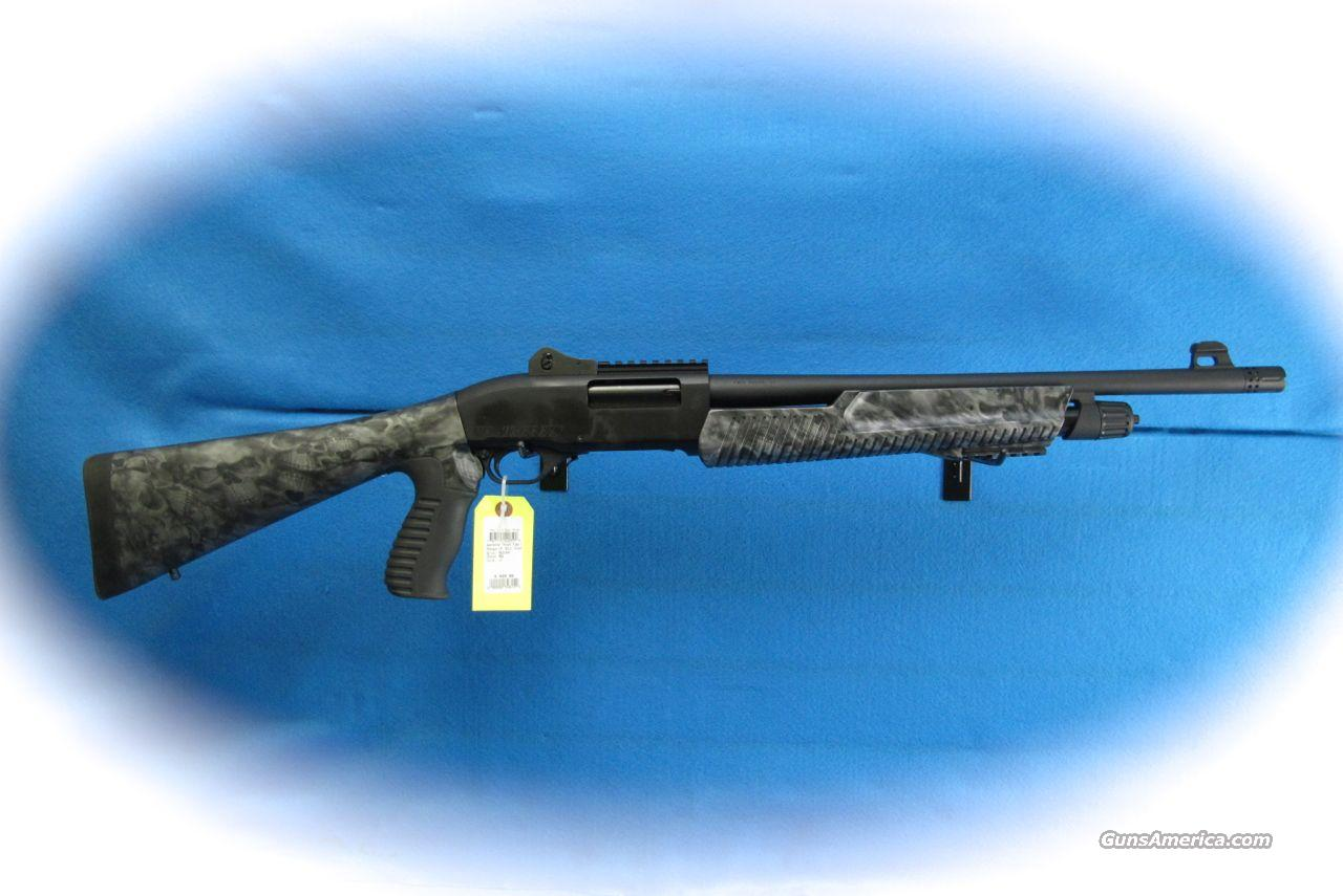 "Weatherby PA-459 Threat Pump 12 Ga. Shotgun ""Skull Camo"" **New**  Guns > Shotguns > Weatherby Shotguns > Hunting > Autoloader"