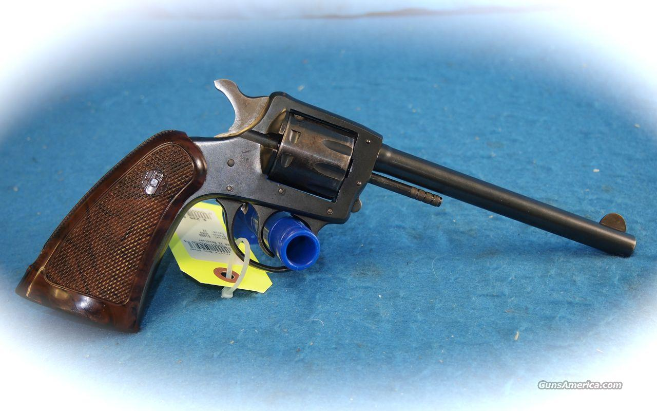 H&R 22 Caliber 9 shot Revolver **Used**  Guns > Pistols > Harrington & Richardson Pistols