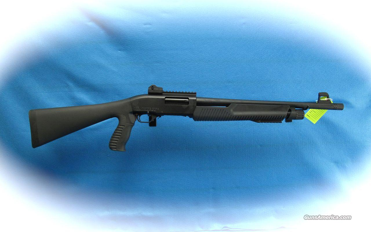 Weatherby 12 Ga. Sport Utility/Tactical Pump Shotgun **NEW**  Guns > Shotguns > Weatherby Shotguns > Hunting > Autoloader