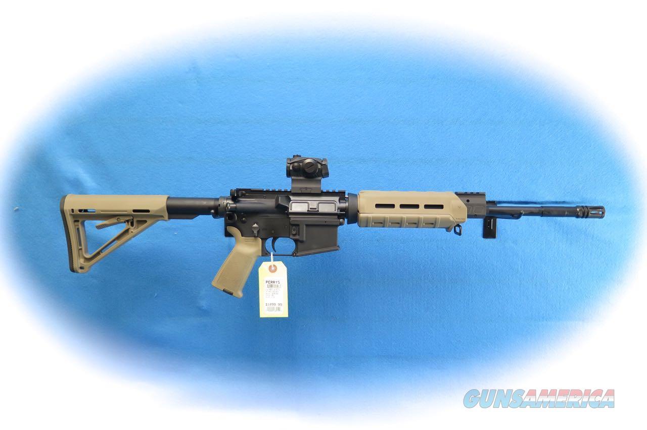 Sig Sauer AR-15  RM400 FDE 5.56mm Cal Model RM400-16B-ECP-R5-FDE-NBS **New**  Guns > Rifles > Sig - Sauer/Sigarms Rifles