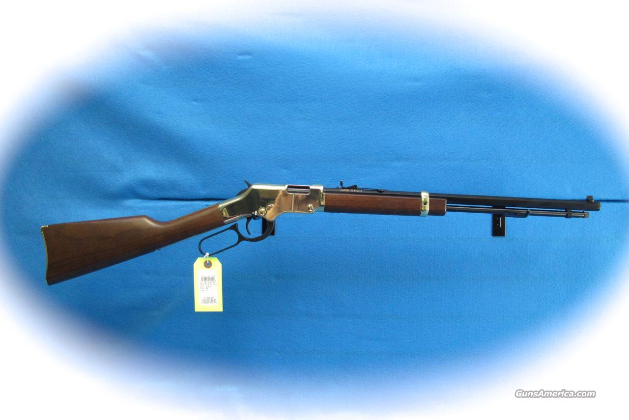 Henry Golden Boy .22LR Lever Action Rifle **New**  Guns > Rifles > Henry Rifle Company