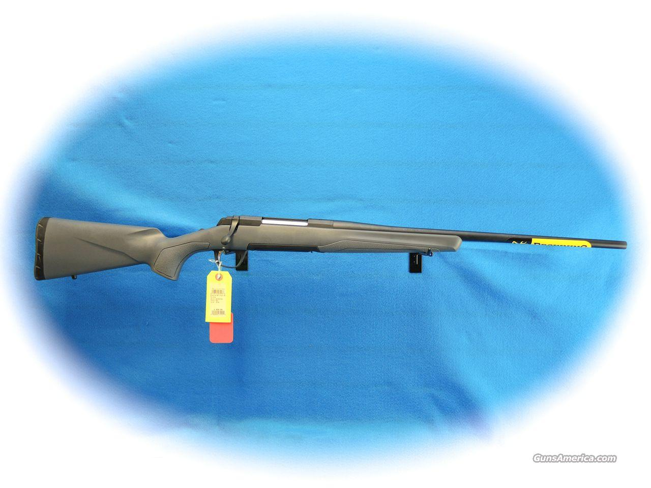 Browning X-Bolt Synthetic rey Hunter Bolt Action .30-06 Sprng Rifle **New** BLOWOUT SALE  Guns > Rifles > Browning Rifles > Bolt Action > Hunting > Blue