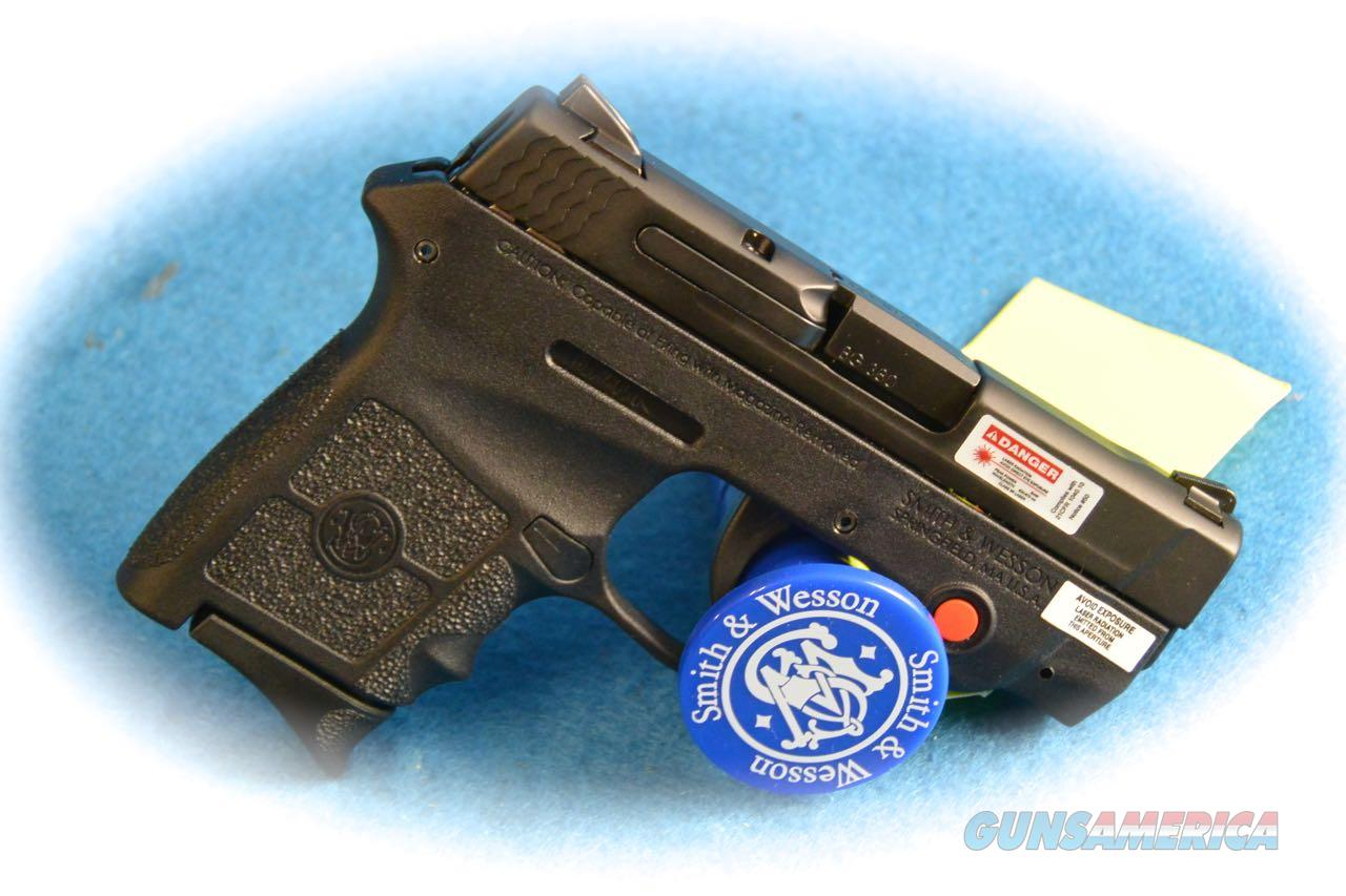 Smith & Wesson BG380 Bodyguard .380 ACP Pistol W/ CT Laser **New**  Guns > Pistols > Smith & Wesson Pistols - Autos > Polymer Frame