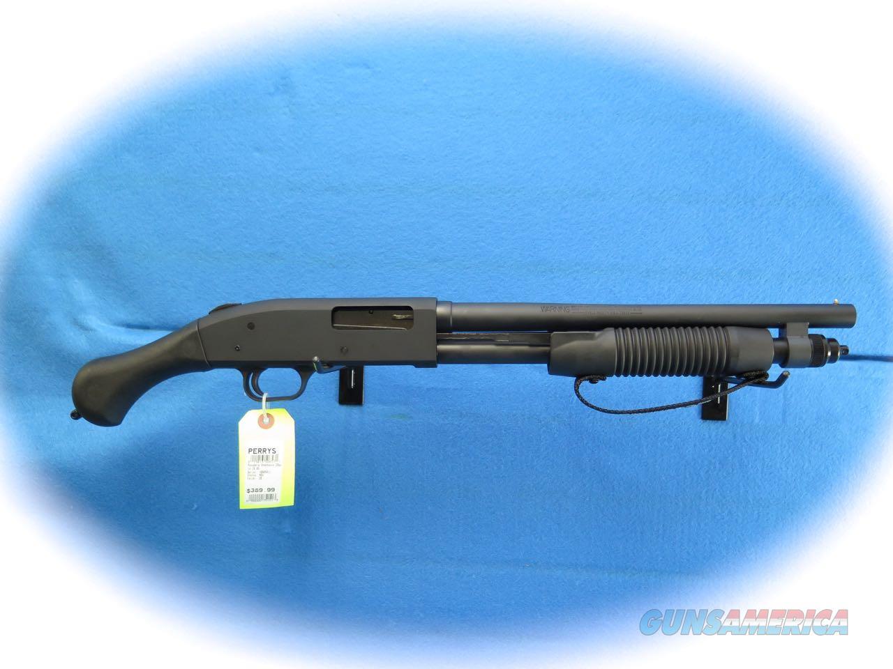 "Mossberg 590 Shockwave 20 Ga. Pump Shotgun 14"" BBL **New**   Guns > Shotguns > Mossberg Shotguns > Pump > Tactical"